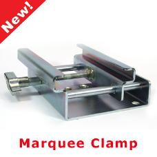 Doughty T28870 Marquee Clamp Black