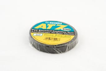 Advance 102372 AT7 PVC Tape 12mm x 33m - Black