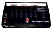 Le Maitre 1112 Prostage Pyro Control System Battery Operated 6 way