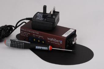 Wahlberg 110 Projector Shutter - DMX Controlled