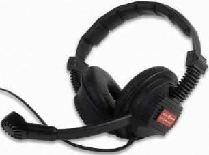 Altair 5003 AM100 Intercom Headset - Double Muff