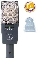 AKG C414-XLS/ST STEREO PAIR Studio Condenser Microphone - Matched Pair