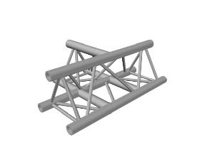 Prolyte X30D-C017 X30D Triangle Truss - T Joint 3w Horizontal