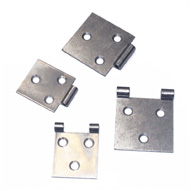 2 x Loose Pin Hinge 50mm - (4 Pieces)