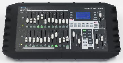 Philips Strand 64331 200 Plus Series Lighting Control Desk 12/24ch