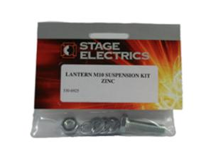 Lantern Suspension Kit - M10 Zinc