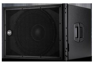 "RCF 13040009 HDL 18-AS Active Subwoofer Speaker 18"" 1000W"