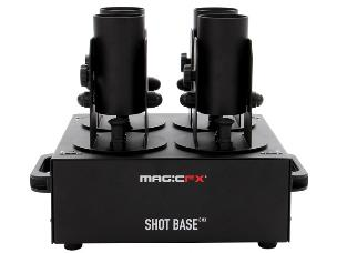MagicFX MFX0350 Shot Base DMX - Electric Confetti Cannon