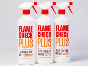 Flamecheck FCP3 3 x Flamecheck Plus 1l + 1 x Trigger Spray Head