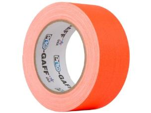 ProTapes PROGAFF48NOR Fluorescent Tape 48mm x 22.8m - Orange