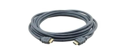 Kramer C-HM/HM-3 HDMI Round Cable + Plug to Plug - 900mm