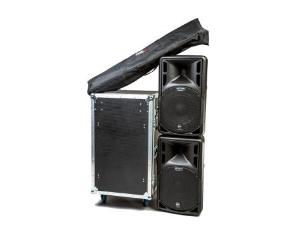 Gold Portable Sound System - 4x Lavalier