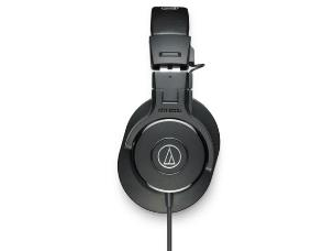 Audio Technica ATH-M30X Professional Closed-Back Monitor Headphones + 3m Cable with 3.5mm Jack