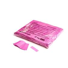 MagicFX CON01PK 1kg Bag Slowfall Confetti Rectangle 55x17mm - Pink