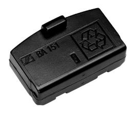 Sennheiser 004146 BA 151 Rechargeable Accupack for HDI 302/380