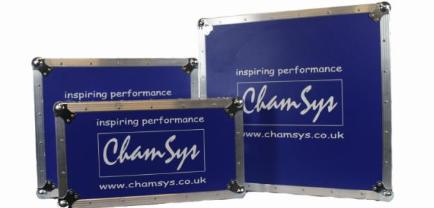 ChamSys 100-061 Flight Case for MagicQ Compact Console