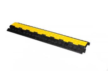 Admiral Staging KPA100LD2 Cable Protector Ramp 2-channel 100 x 25 x 4,5cm