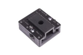 Admiral Staging RIHASL30 Qwiqr Sliding Connector for Clamps - Black