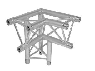 Prolyte X30D-C013 X30D Triangle Truss - Corner 3w Left Apex Down