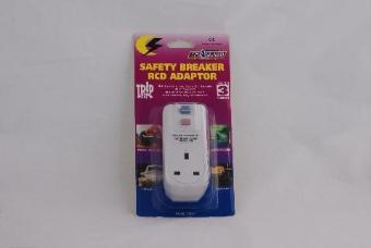 13A RCD Safety Breaker Adaptor