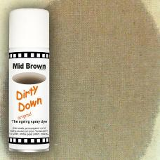Dirty Down Spray - Mid Brown 400ml