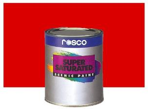 Rosco 59651 Supersat Paint - Red - 1l