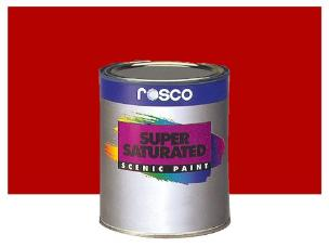 Rosco 59771 Supersat Paint - Spectrum Red - 1l