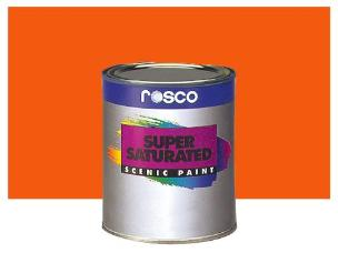 Rosco 59841 Supersat Paint - Moly Orange - 1l