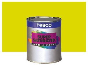 Rosco 59881 Supersat Paint - Lemon Yellow - 1l