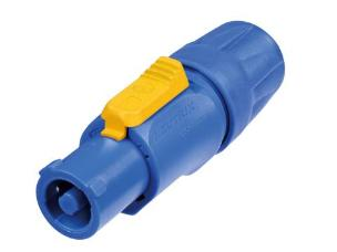Neutrik NAC3FCA PowerCON 20A Cable Socket `Blue'