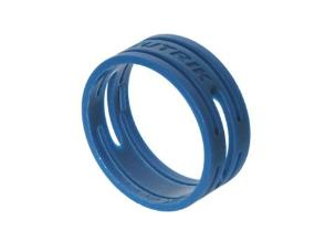 Neutrik XXR-6 XLR Cable Connector Coloured Ring - Blue