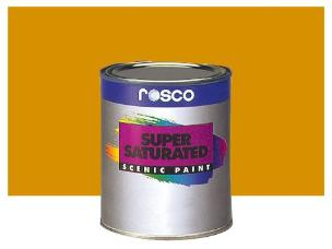 Rosco 59821 Supersat Paint - Yellow Ochre - 1l