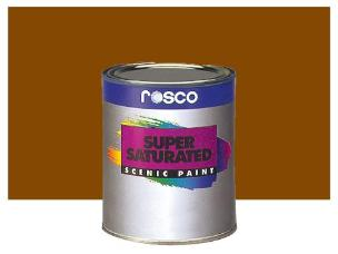 Rosco 59831 Supersat Paint - Raw Sienna - 1l