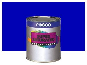Rosco 59691 Supersat Paint - Ultramarine Blue - 1l