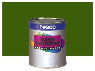 Rosco 59711 Supersat Paint - Chrome Green - 1l