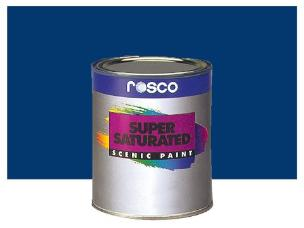 Rosco 59681 Supersat Paint - Green-Shade Blue - 1l