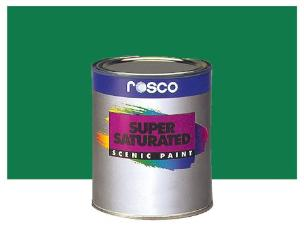 Rosco 59731 Supersat Paint - Pthalo Green - 1l