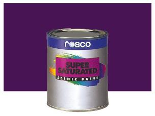 Rosco 59791 Supersat Paint - Purple - 1l