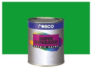 Rosco 59721 Supersat Paint - Emerald Green - 1l