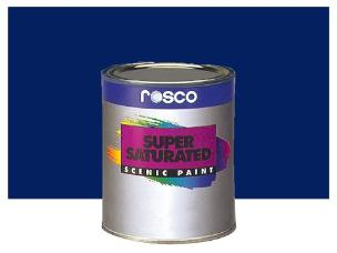 Rosco 59911 Supersat Paint - Navy Blue - 1l
