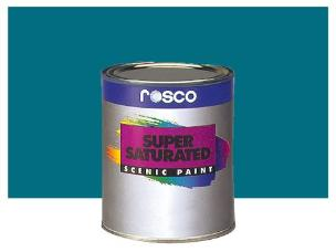 Rosco 59891 Supersat Paint - Turquoise - 1l
