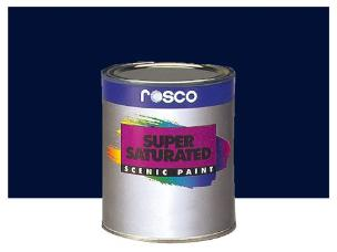 Rosco 59901 Supersat Paint - Prussian Blue - 1l