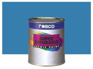 Rosco 59961 Supersat Paint - Cerulean Blue - 1l