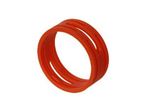 Neutrik XXR-2 XLR Cable Connector Coloured Ring - Red