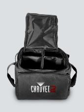 Chauvet CHSFR4 DJ Soft Equipment Storage Bag - for 4 X Freedom Par Q4/T6