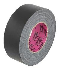 Advance 222162 AT220 Gaffa Expo Floor Tape 50mm x 50m - Black