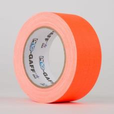 ProTapes PROGAFF24NOR Fluorescent Tape 24mm x 22.8m - Orange