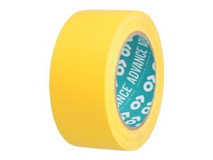 Advance 109876 AT8 PVC Floor Marking Tape - Yellow 50mm