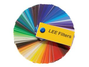 Lee Filters ADVFSDN Colour Swatch - Designer with Numeric Listing