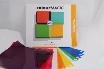 Lee Filters CM Colour Magic Starter Pack - 12 x Original Colours